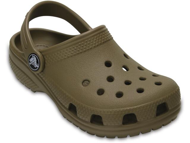 official photos ab866 82852 Crocs Classic Clogs zoccoli Bambino, khaki